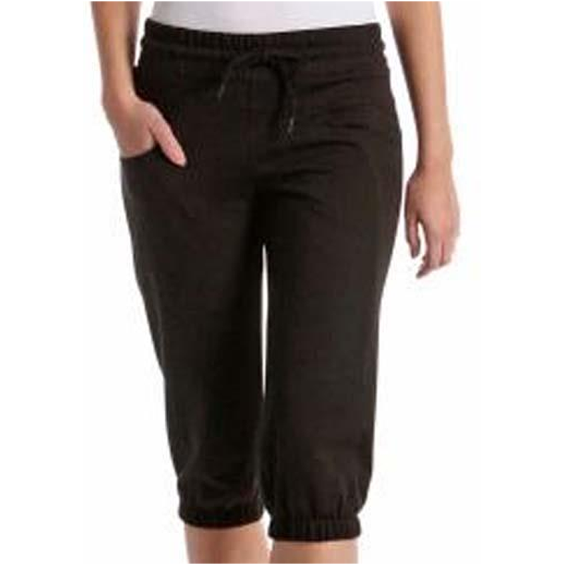 Capri Sweat Pants black